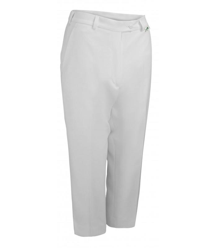 LW-CTXR Ladies Bi-Stretch Cropped Trousers Teflon coated